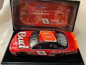 Diecast 1/24 #8 DALE EARNHARDT JR 2002 Talladega Win Raced Version Chevy ELITE