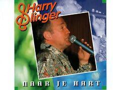 CDHARRY SLINGERnaar je hart ( drukwerk)HOLLAND 1995 EX-   (R2614)