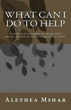 What Can I Do to Help : A Simple Guide for Stepping into the Gap When Someone...