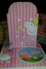 Peppa Pig Treat Bags Favor Boxes *SET OF 10* Goody Bags Loot Bags Party Favors