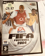 FIFA Football 2004 EA Sports PC CD-ROM mit Handbuch