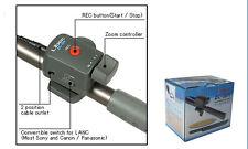 Libec ZC-3DV Zoom Control For SONY Canon Panasonic Cameras