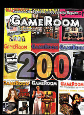 GameRoom Magazine Pat Lawlor Gottlieb Clash Road 200th Issue August 2005