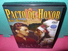 PACTO DE HONOR - KIRK DOUGLAS - dvd