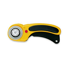 OLFA Circle Cutter RTY-2/DX 45mm Deluxe Safety Rotary Cutter