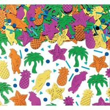 ISLAND PARTY TROPICAL PALM TREES TABLE CONFETTI BIRTHDAY PARTY - 14G BAG!