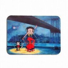"Betty Boop Refrigerator Magnet 3D Spanish Dog Dance 4x6"" Lenticular #BB-215-MAL#"