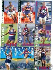1996 Select Series 2 WESTERN BULLDOGS Team Set