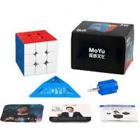 Zauberwürfel MoYu Meilong 3M 3x3 stickerless magnetisch Speedcube  magnetic neu