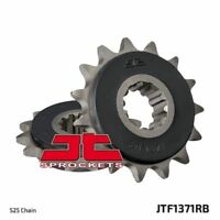 JT Rubber Cushioned Front Sprocket 15 Teeth fits Honda CB600 S F2 Hornet 2001