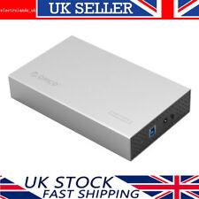 ORICO 3.5 Inch USB 3.0 SATAIII  Hard Drive Aluminium Enclosure Caddy UASP  -SV