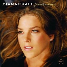 From This Moment On - 2 DISC SET - Diana Krall (2016, Vinyl NEUF)