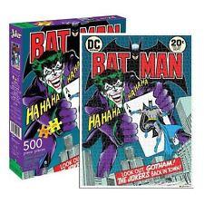 Batman Kids Contemporary Puzzles