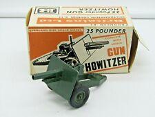 BRITAINS 9705 - 25 POUNDER GUN HOWITZER