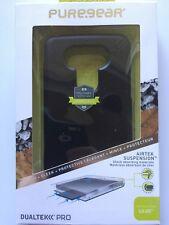 PureGear LG G5 Dualtek Extreme Pro Impact Protection Case Black / Clear NEW
