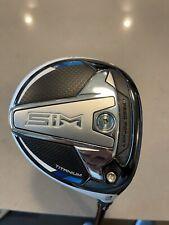New listing TaylorMade SIM 3-Wood Golf Club (stiff, Right Handed)