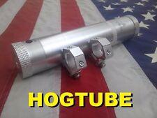tool box stash tube billet aluminum HOGTUBE Harley softail dyna touring VSSL