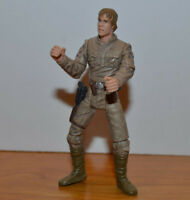 "STAR WARS LUKE SKYWALKER BESPIN OUTFIT LOOSE ACTION FIGURE HASBRO 3.75"" 2001"