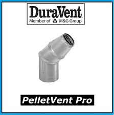 "DURAVENT PELLETVENT PRO Pipe 4"" Diameter Horizontal Cap #4PVP-HC NEW!"