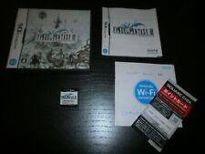 Game Nintendo DS Ver. Jap : Final Fantasy III (3) - Complete Tbe