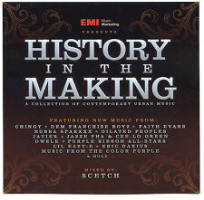 HISTORY IN THE MAKING CD LIL EAZY-E Faith Evans JOHNTA AUSTIN Dwele CHINGY Daz