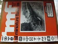 µ?§ Revue RMF n°106 Photographie Signalisation generateur fumée sur 141R jouef