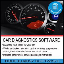 OBD 1 & OBD 2 CAR DIAGNOSTIC + ECU BHP TUNNING REMAPPING 2020 SOFTWARE