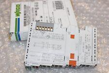 WAGO 750-470  2-K Analogeingangsklemme 0-20mA 12-Bit SC Single-Ended