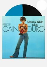 Serge Gainsbourg - Histoire De Melody Nelson // Vinyl LP ltd to 500 on Blue/Blac