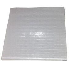 Top QUALITY Mazza da Cricket Viso Anti strascico in fibra di vetro protezione bordo foglio di riparazione