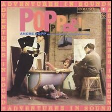 ANDRE POPP sealed PRESENTING POPP classic space age pop Columbia Stereo LP130