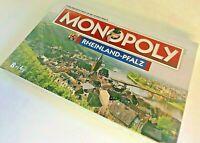 Monopoly RHEINLAND PFALZ Edition Klassiker Sonderausgabe Bundesland Brettspiel