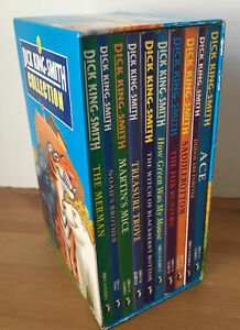 Vintage Puffin Dick King-Smith Collection Book Set (10 Books) - Inc Ace, Dodos