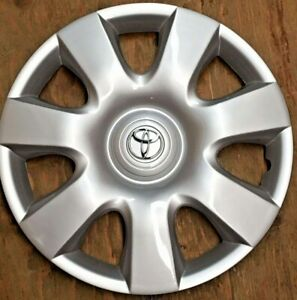 1x 15 inch hubcap wheel covers fits Toyota Camry 2000 2001 2002 2003 2004-2006