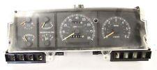 1990 Ford F250 F350 V8 5 Speed OEM speedometer instrument cluster tach 90 91