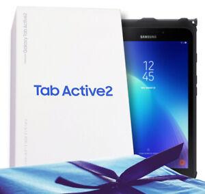 "SAMSUNG Galaxy Tab Active 2 SM-T395 LTE WiFi 16Gb GPS 8"" IP68 NEU Tablet & MwSt"