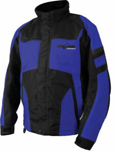 HMK VOYAGER Snowmobile JACKET Blue Adult Size LArge