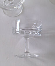 1  Likörglas Schnaps Glas Wiesenthalhütte Kiruna  60er 70er vintage