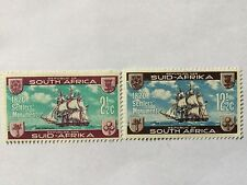 1962 South Africa Nice Stamps . SC 282-283 MNH