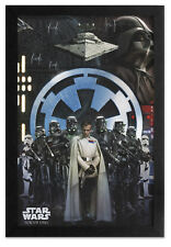 STAR WARS ROGUE ONE IMPERIAL ARMY 13x19 FRAMED GELCOAT POSTER THE FORCE JEDI HOT