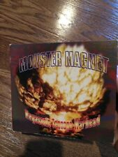 Monster Magnet Negasonic Teenage Warhead promo CD single 3 trx Metallica 💯