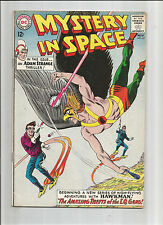 MYSTERY IN SPACE #87: Silver Age Grade 6.0 Featuring Hawkman!!