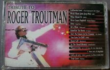 Tribute to Roger Troutman  NEW Cassette (2000, Thump Records)