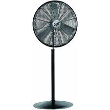 "Comfort Zone 30"" High Velocity Pedestal Industrial Fan - CZHVP30"