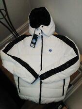North Sails santander White Jacket, new large
