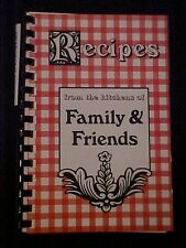 Recipes from the Kitchens of Family & Friends, Metropolis IL