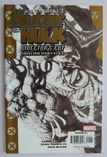 Ultimate Wolverine vs Hulk Director's Cut Collecting Issues #1 & 2 2006 VF 8.0