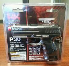 New HK P30 Electric AEG Airsoft Pistol Blowback. Extra Magazine. Full Auto
