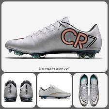 Sz 10.5 Nike Mercurial Vapor X FG PRO CR7 Football Boots 684860-003 Ronaldo