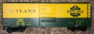 [84] WEAVER #103 RUTLAND PS-1 40' BOX CAR 103 2-RAIL